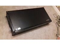 odyssey coffin/ flight case for pioneer cdjs and mixer