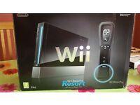 Nintendo Wii Sports Resort Pack + Accessories + Extra Remote + Nunchuck