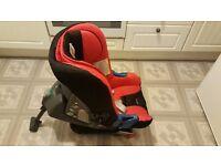 Britax B-Safe Group Zero Romer Newborn Car Seat With Isofix Base