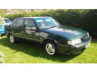 Rare Saab 9000 CDE Turbo