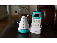 Angel care baby monitor-sound and movement
