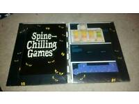 Spine chilling games art craft making fun