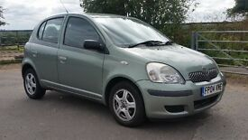 TOYOTA YARIS 5DOOR 1 OWNER