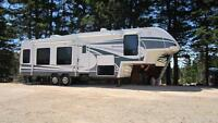 Luxury RV - Glendale Titanium model # 34E39QS