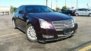 2010 Cadillac CTS 3.0L, Leather, Heated and Cooled