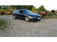 Seat leon cupra 1.8ltr turbo petrol