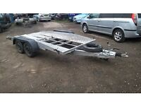 CAR TRANSPORTER RECOVERY TRAILER