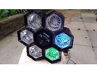 Pro Sound LED Pod Dj - Disco Light