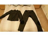 Hein Gericke 2-Piece Ladies Leathers - Size 16