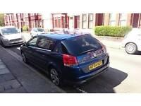Vauxhall signum 2.2 direct DESIGN 04 petrol ⛽ blue / half leather / full electric pack
