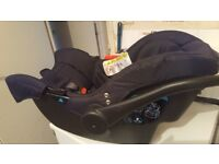 Baby car seat from new born