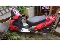 Moped spares/repairs