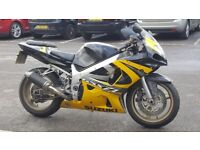 Suzuki GSXR 600 Perfect Bike with Datatool protection and Power Commander Incl !!