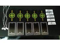 X5 stone island arm badges full sets see pictures