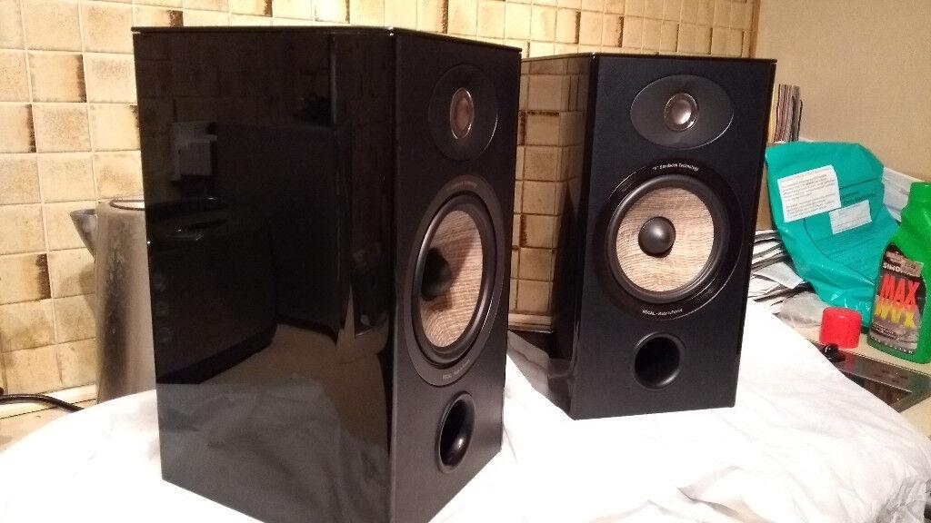 Focal Aria 906 loudspeakers Black | in Harlow, Essex | Gumtree