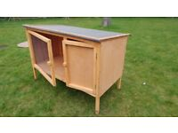Rabbit or Guinea Pig Hutch for Sale £35