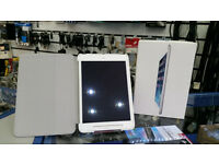 Ipad Mini 2 White WIFI 64GB, perfect condition, quality cover and glass protector / swap for samsung
