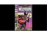 """No.1. Marvel Comics Presents """"Wolverine"""" FREE E-COMICS"""