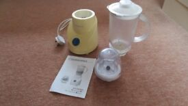 Cookworks Blender and Coffee Mill