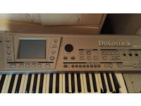 Roland DisCover-5.In working condition, but you need to change 9 keys