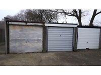 Garage to rent