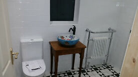 Bathroom fitting and Plumbing in Birmingham by reliable Hudson's services