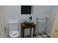 Bathroom fitting and Plumbing services in Birmingham