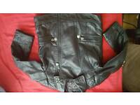 Leather coat 5-6
