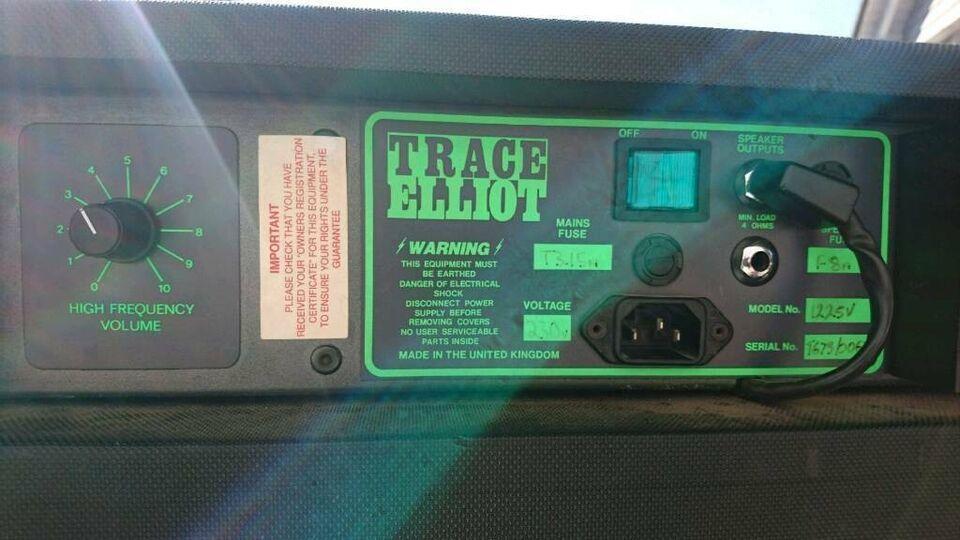 "Trace Elliot Bass Combo 1225v, 2x10""/2xHochtöner, Röhrenvorstufe in Kehl"