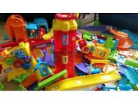 VARIOUS VTech Toot Toot Drivers playsets excellent condition