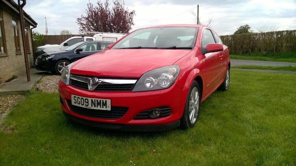 2009 Vauxhall Astra 1.4 16v SXi Sport Hatch 3dr | in Diss ...