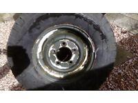 Landrover Wheel & Tyre