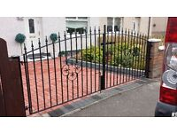 gates, railings, handrails and repairs