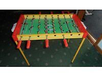 Small Football Table
