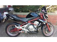 Kawasaki Er6n Motorbikes Scooters For Sale Gumtree