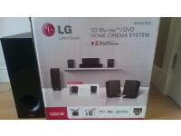 NO OFFERS!!! LG BH6230S 3d Blu-ray/DVD Home Cinema System 1000w, (FULL SYSTEM) NO OFFERS!!!