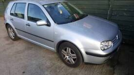 Volkswagen golf 1.6 auto spares andrepairs