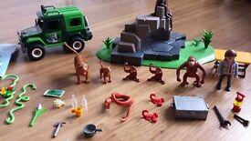 Playmobil 5416 Wildlife set