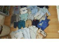 3-6 months boy bundle