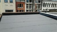 Flat roofing, metal roofing, and shingle roofing - 519 7024888