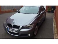 BMW 318d E90 2008 58 PLATE DIESEL