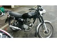 125 bike