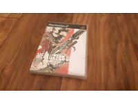 Playstation 2 - Metal Gear Solid Sons of Liberty