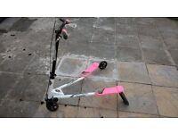Maxi Speeder Tri Swing Scooter Excellent condition