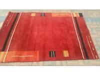 Good quality rug approx 2m x 1.5m