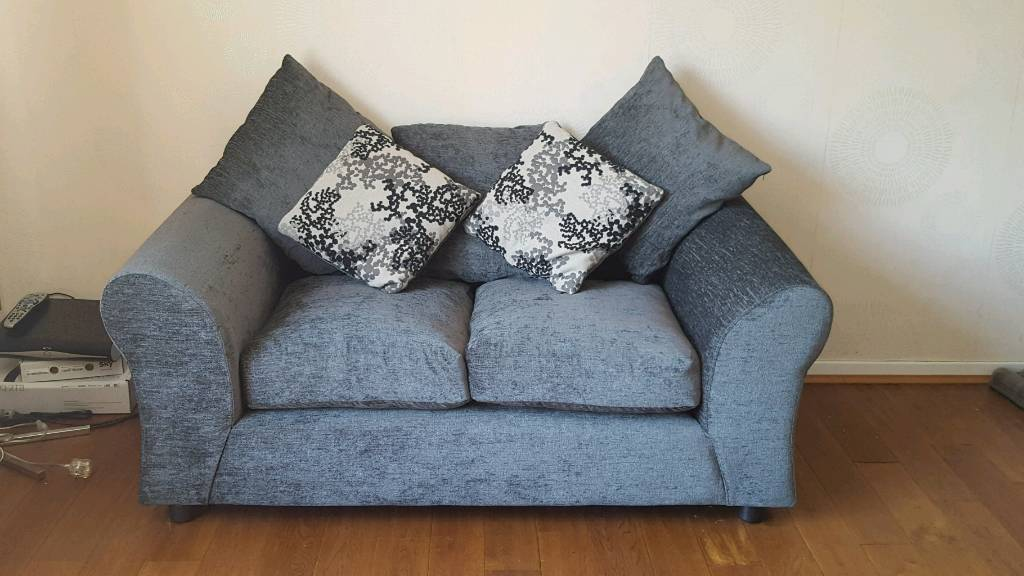 2 Seater Sofa From Argos 3 Months Old