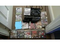 PS3 Console , Games and Controllers (40gb)