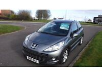 PEUGEOT 207 SPORT AUTOMATIC,3dr,2010,Only 27,000mls With Full History,Alloys,Air Con,Very Clean Car