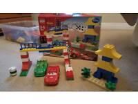 Lego DUPLO 5891 Cars Play Set