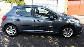 2006 Peugeot 207 1.6 HDi Sport 5dr Full Service History HPI Clear @@07445775115@@